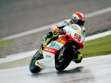 GP 250 - Simoncelli conquista segunda pole de 2009 na Alemanha