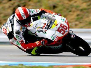 GP 250 - Simoncelli domina qualificação das 250cc