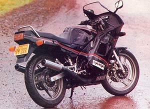Foto: Yamaha RD 350