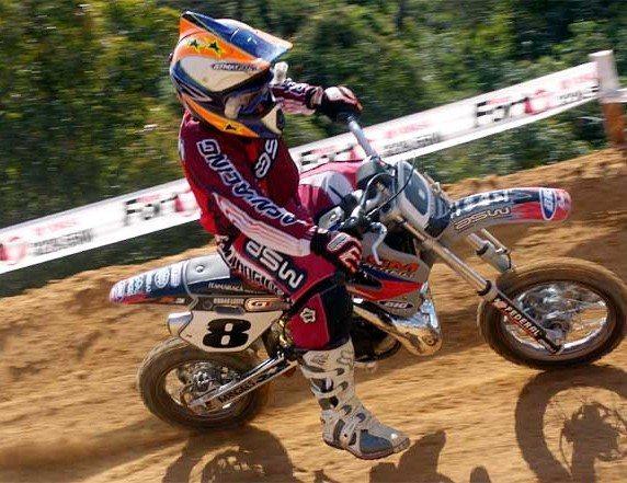 Gustavo Pessoa chega em 3º lugar na Copa Salto de Pirapora de Motocross