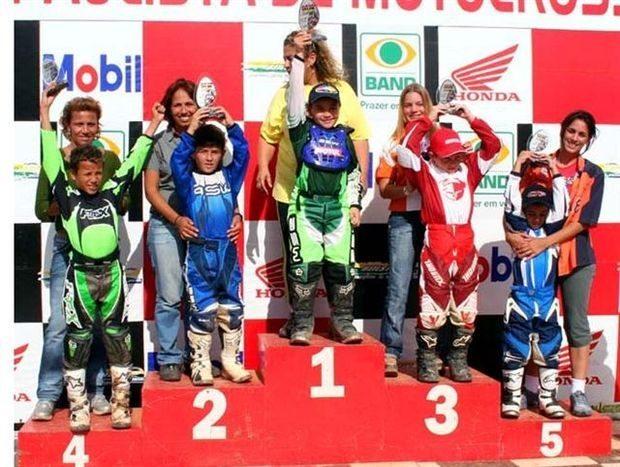 Gustavo Pessoa conquista 3ª vitória no Paulista de Motocross
