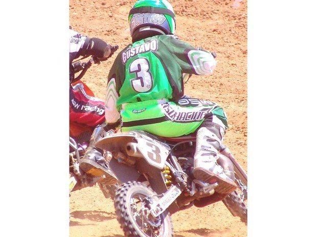 Gustavo Pessoa é destaque no Campeonato Mineiro de Motocross