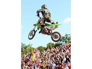Foto: Gustavo Roratto, piloto Pro Tork nas categorias 65cc e 85cc