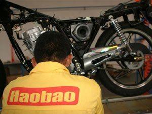 HaoBao  já produz de acordo com Promot 3