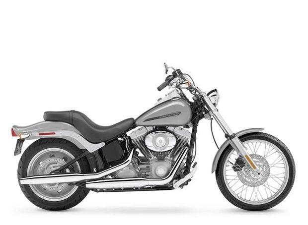 Harley Davidson FX2007: uma máquina personalizada