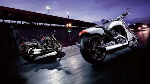 As Motos Harley Davidson 2011 da linha VRSC também serão fabricadas em Manaus