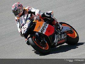 Hayden vence e convence no regresso do MotoGP aos EUA
