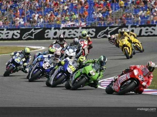 História dos corredores do MotoGP no Estoril
