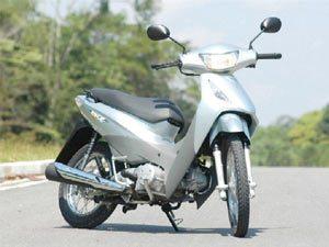 Honda apresenta a Biz 125