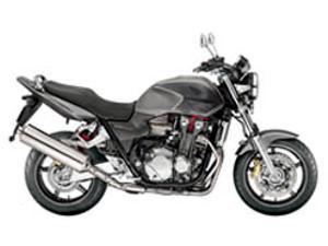 Honda CB 1300 Super Four agora equipada com freio ABS