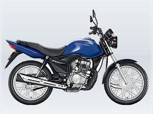 Honda convoca proprietários do modelo CG 125 Fan KS 2009 para recall