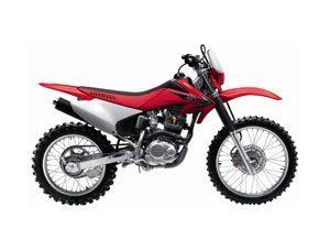 Honda CRF é a primeira motocicleta da linha 2008 a chegar às concessionárias