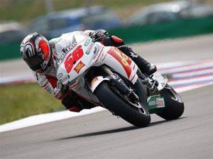 Foto: Shinya Nakano, piloto da equipe San Carlo Honda Grecini RC212V na MotoGP