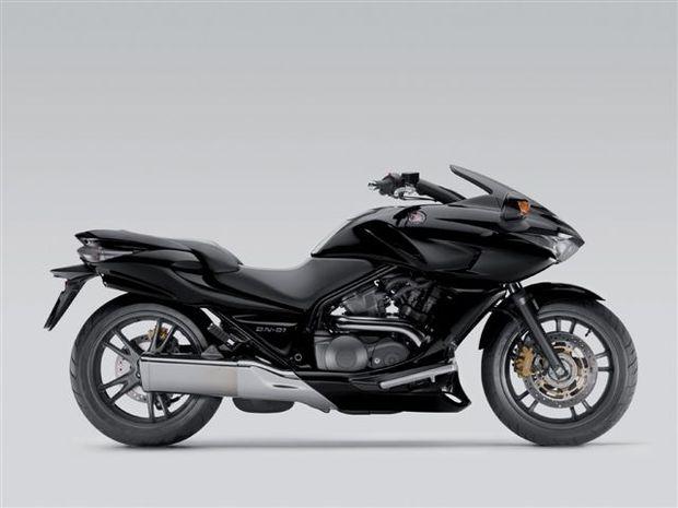 "Honda DN-01, tecnologia ""amiga"""