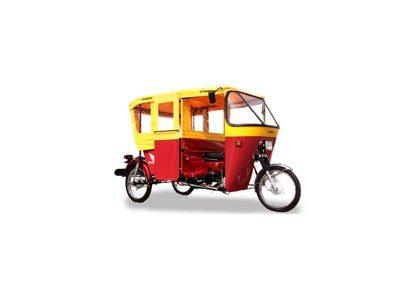 Foto: Um dos modelos comercializado pela Honda no Peru