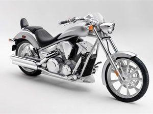 Foto: Diferente das habituais custom da marca, a Honda Fury esbanja estilo