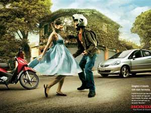 Honda lança ação de comunicação corporativa