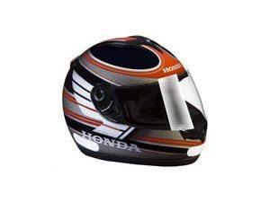 Honda lança linha 2009 de capacetes street