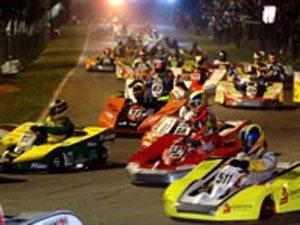 Honda participa das 500 milhas de kart Granja Viana 2007