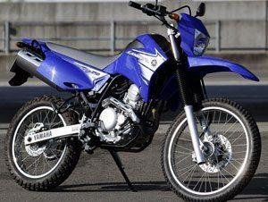 Foto: XTZ 250 sem marca Yamaha