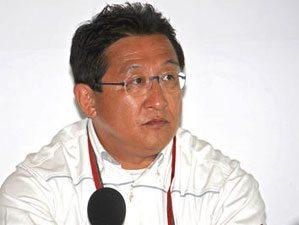 Foto: Presidente da HRC Tetsuo Suzuki