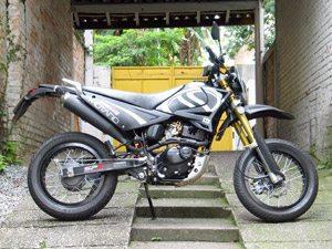 Foto: STX 200 motard