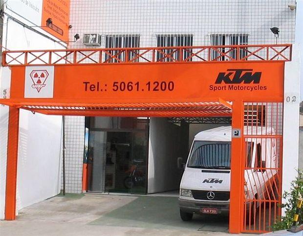 Inaugurada quarta revenda autorizada KTM em São Paulo