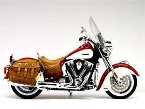 Indian Motorcycle - O cacique está de volta