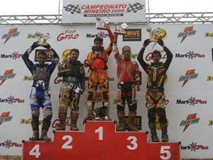 Foto: Na categoria Nacional, Piabinha venceu e seu pai, Lambari, ficou em terceiro