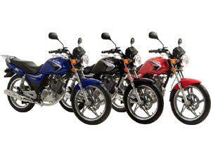 Intruder 125 e Yamaha 250