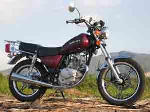 Foto: Suzuki Intruder 125