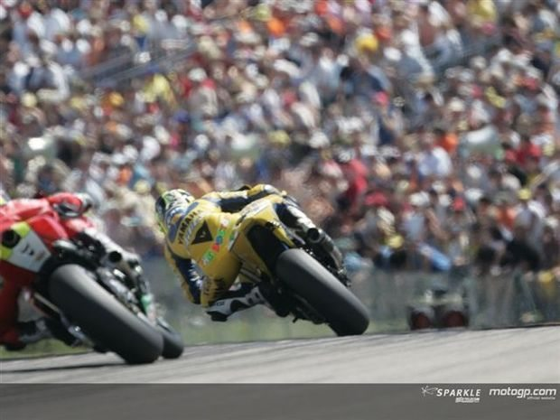 Italianos preferem MotoGP ao futebol