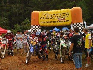 Ituporanga recebe abertura do Catarinense de Enduro FIM e Copa Vale