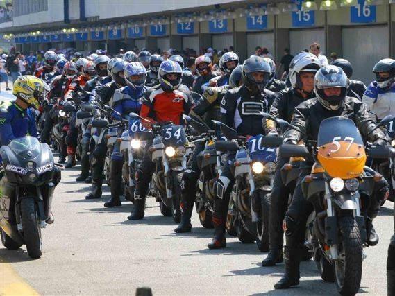 Izzo Moto Experience recebeu 3 500 pessoas na primeira edição de 2007