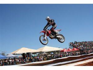 Jaraguá recebeu a 5ª do Goiano de Motocross