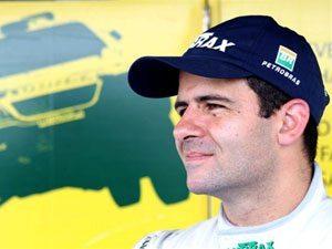 Foto: Jean Azevedo, piloto brasileiro com o melhor resultado no Paris-Dakar, trocou as duas pelas quatro rodas.