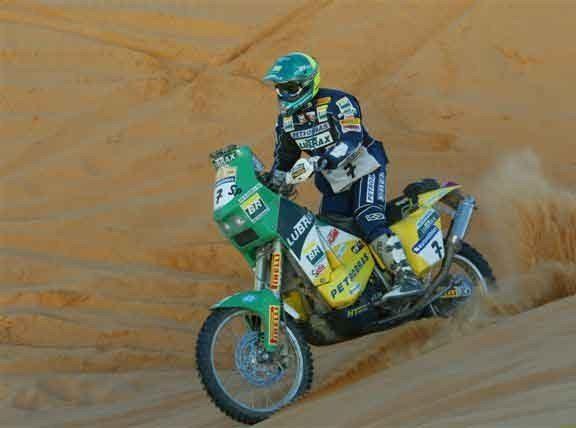 Jean Azevedo vai ao Egito participar do Rally dos Faraós