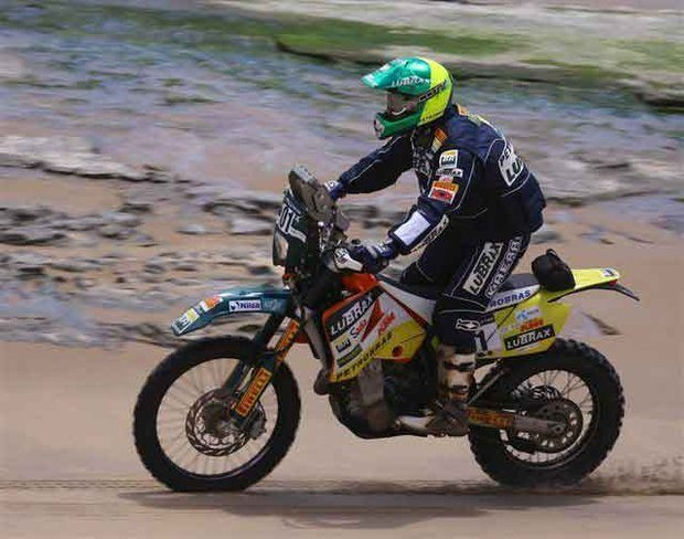 Jean fica em segundo na 1ª etapa Rally RN