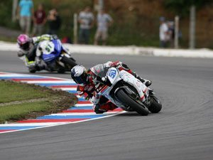 Foto: Eugene Laverty, piloto Honda no Mundial de Supersport