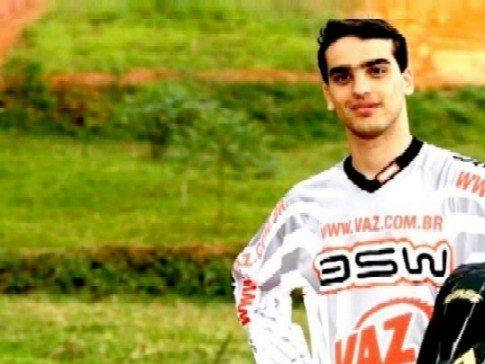 Jorge Balbi na Itália para disputar o Mundial no MX1