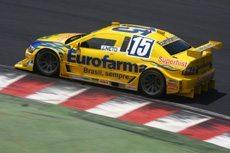 Foto: Agora como piloto da Stock Cars