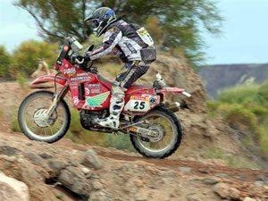 Foto: José Hélio encara quinta etapa do Rally Dakar entre as cidades de Neuquén e San Rafael (ARG)