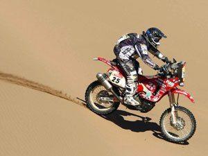 Foto: José Hélio foi o melhor das Américas na edição 2009 do Rally Dakar