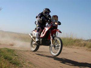 Foto: José Hélio encara primeira etapa do Rally Dakar 2009