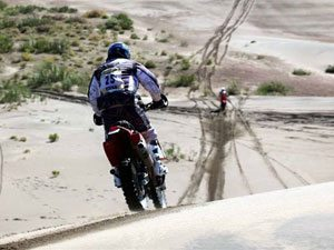 Foto: José Hélio encara sexta etapa do Rally Dakar entre as cidades de San Rafael e Mendoza (ARG)