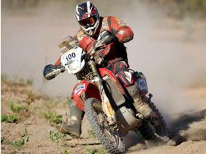 José Hélio representa o Brasil no Rally Dakar 2009