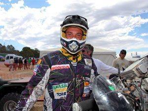 Foto: José Hélio encara segunda etapa do Rally Dakar 2009