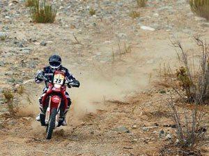 Foto: José Hélio encara a oitava etapa do Rally Dakar entre as cidades de Valparaíso e La Serena (CHL)