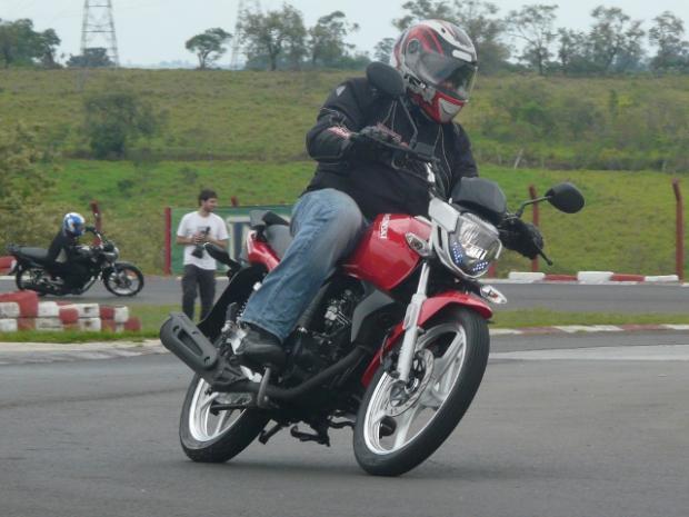 Com a Comet 150, a Kasinski quer garantir seu espaço entre os maiores fabricantes de motocicletas do Brasil