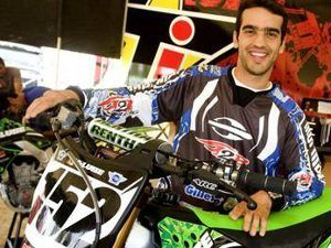 Jorge Balbi Jr. é a grande ídolo da Protork 2B Kawasaki Racing